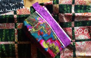 Väska gjord av Wivi-Ann.